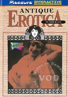 Antique Erotica Number Six Box Cover