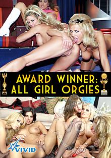 Award Winner: All Girl Orgies