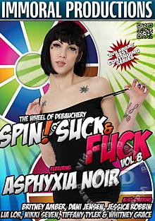 Spin! Suck & Fuck Vol. Eight
