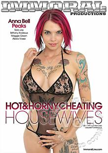 Hot And Horny Cheating Housewives