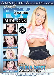 Amateur POV Auditions Vol 20