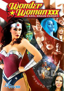 Wonder WomanXXX - An Axel Braun Parody
