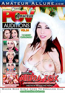 Amateur POV Auditions Vol. 24