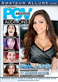 Amateur POV Auditions Vol. 25