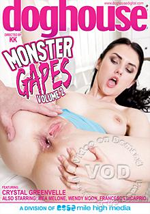 Monster Gapes Vol. 2