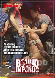 Bound In Public - Alexander Gustavo Gets Bar Wild For Pride Weekend