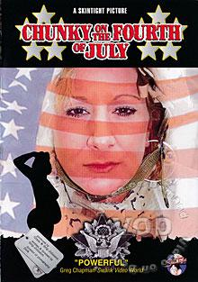 Chunky On The Fourth of July Box Cover