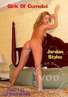 Girls Of Cumelot - Jordan Styles Box Cover