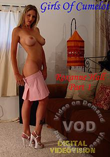 Girls Of Cumelot - Roxanne Hall - Part 1 Box Cover