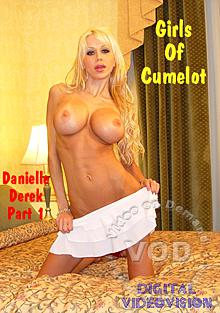 Girls Of Cumelot - Danielle Derek Part 1 Box Cover