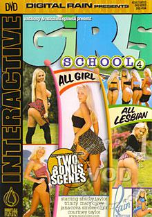 Girls School 4 Box Cover