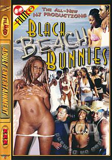 Black Beach Bunnies Box Cover