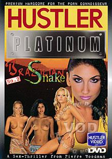 Hustler Platinum - Brazilian Snake No. 2 Box Cover