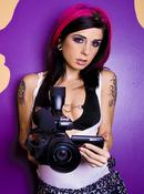 Gay porn star: Joanna Angel