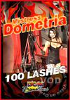 Video: Mistress Dometria - 100 Lashes