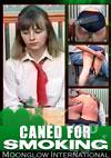 Video: Caned For Smoking