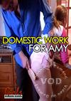 Video: Domestic Work For Amy
